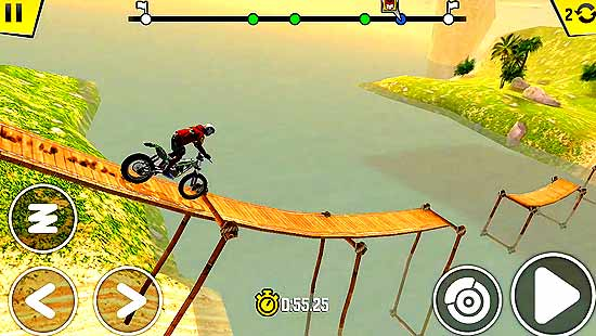 Trial Xtreme 4 Mod Apk Unlocked and Data Download