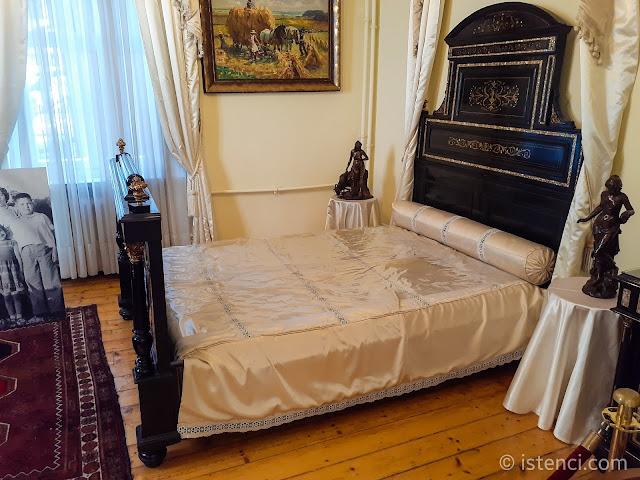 Barış Manço 81300 Müzesi: Misafir Yatak Odası