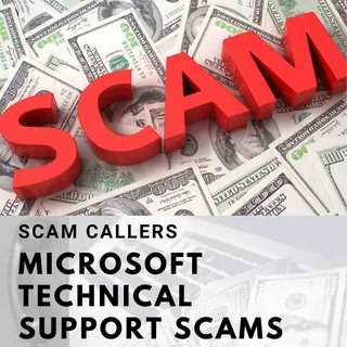 Scam Microsoft call centre