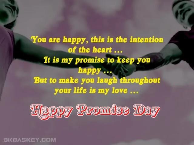 Best Promise Day Shayari in english