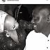 Toke Makinwa shows off her boo, Oluseyi Kuyi