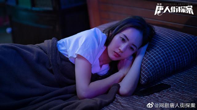 detective chinatown iqiyi drama janine chang