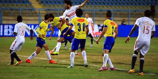 موعد مباراة الزمالك والاسماعيلى اليوم الأحد 09 نوفمبر 2020 في الدوري المصري