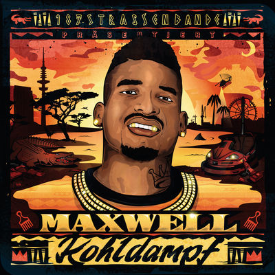 Maxwell - Kohldampf - Album Download, Itunes Cover, Official Cover, Album CD Cover Art, Tracklist