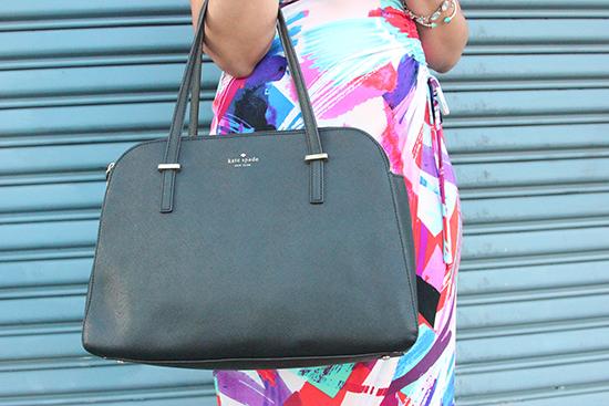 Kate Spade Cedar Street Black Bag