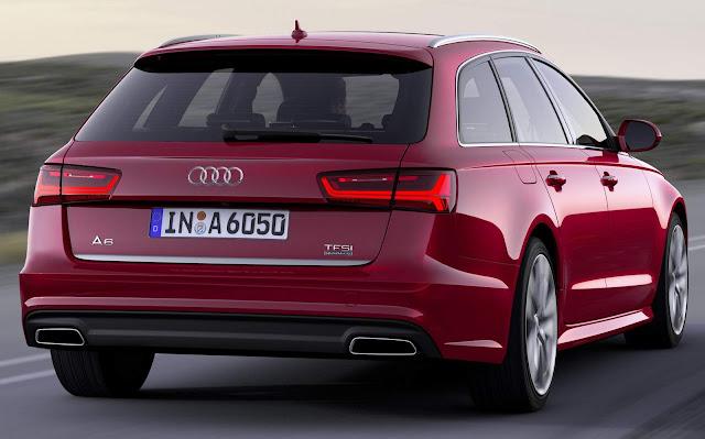 Novo Audi A6 Avant 2017