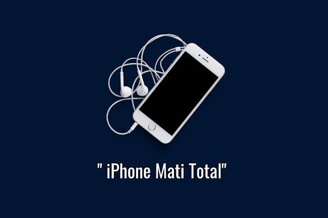 Cara Atasi iPhone Mati Total Tidak Bisa di Charge