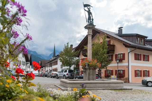 Entdeckungstouren Wasser Aulealm - Riessersee Runde + Die kleine Wank-Runde | Wandern Garmisch-Partenkirchen 18