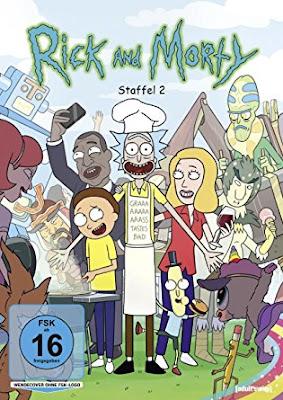 Rick y Morty Temporada 2 1080p Español Latino