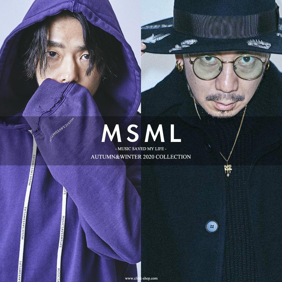 MSML 2020 AUTUMN & WINTER COLLECTION