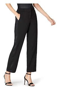 Pantalon Negro de mujer