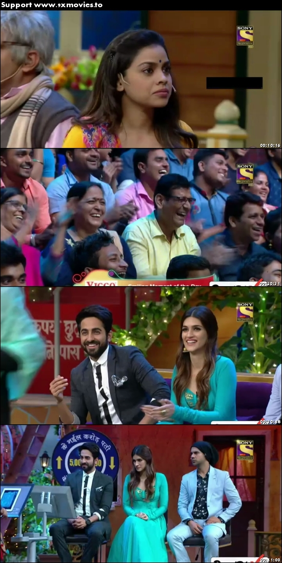 The Kapil Sharma Show 13 August 2017 HDTV 480p 200mb