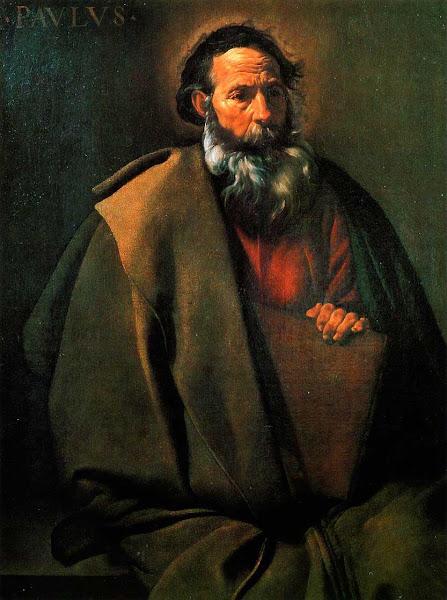 Диего Веласкес - Святой Павел (1619-1620)
