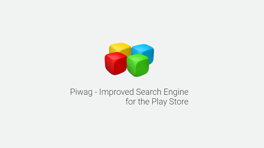 Piwag عبارة عن تطبيق لتحسين اكتشاف الألعاب في متجر جوجل بلاي
