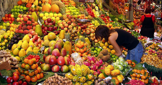 Consumption of raw fruits and vegetables might be beneficial for mental health