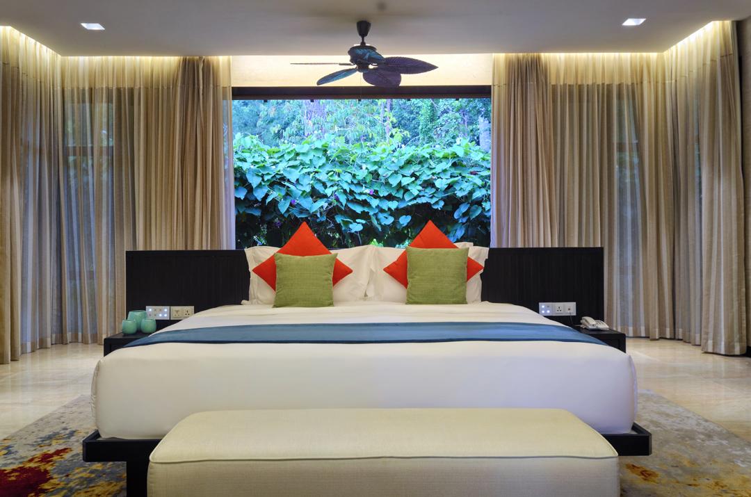 Spa Villa Borneo Eagle Resort Sabah East Coast