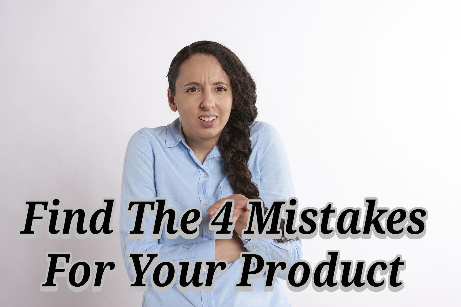 4 Kesalahan Dasar Dalam Memulai Memasarkan Produk Sendiri