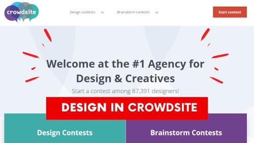 شرح التسجيل في موقع crowdsite للعمل الحر