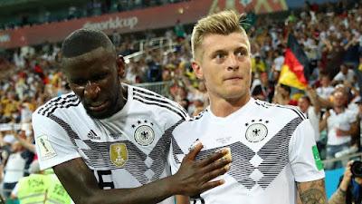مشاهدة مباراة ألمانيا وروسيا البيضاء