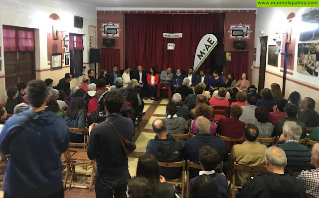 MAE propone una reducción de la fiscalidad en los impuestos municipales en Villa de Mazo