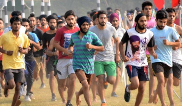 Karauli  Army Rally, Indian Army Rally, Open Bharti Rally