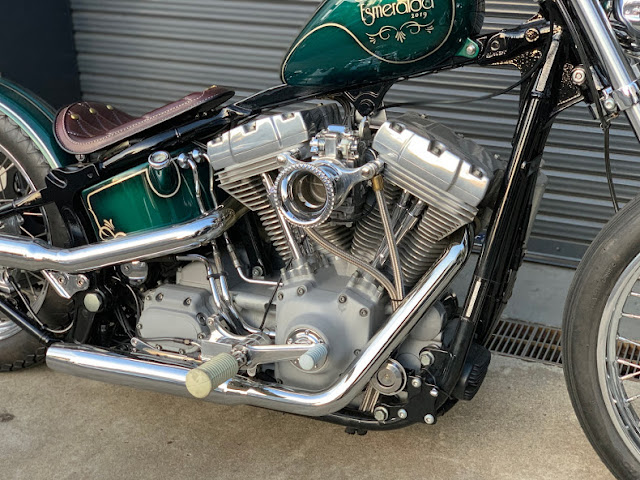 Harley Davidson By Selected Custom Motorcycles Hell Kustom