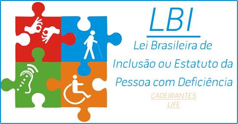 Resultado de imagem para Deficientes e a lei de inclusão