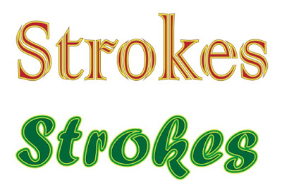 Multiple Strokes in Adobe Illustrator
