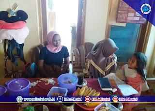 Guru PAUD Nurul Ulum Pasongsongan, Lakukan Monitoring Aktivitas Belajar di Rumah