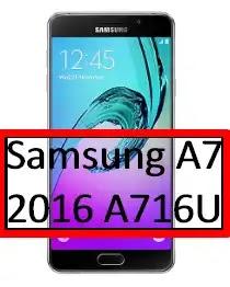 تحميل روم كومبنيشن لهاتف Samsung A7 2016 A716U