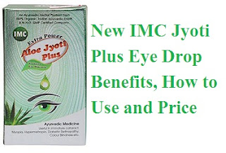 Imc aloe jyoti eyes drop
