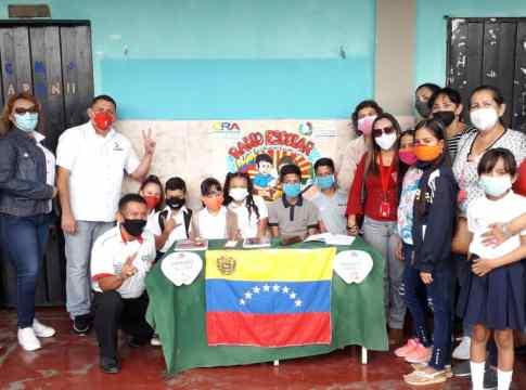 CLASES PRESENCIALES EN LARA SERÁN DESDE EL 1 DE OCTUBRE