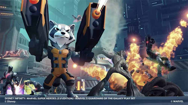 Disney Infinity 2.0 Gold Edition Free Download
