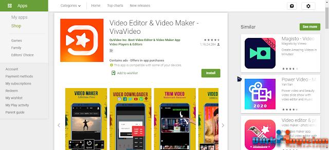 ২০২০ সালের সেরা ১০ টি Youtube Video Editor Apps Review সাথে Download Link 31
