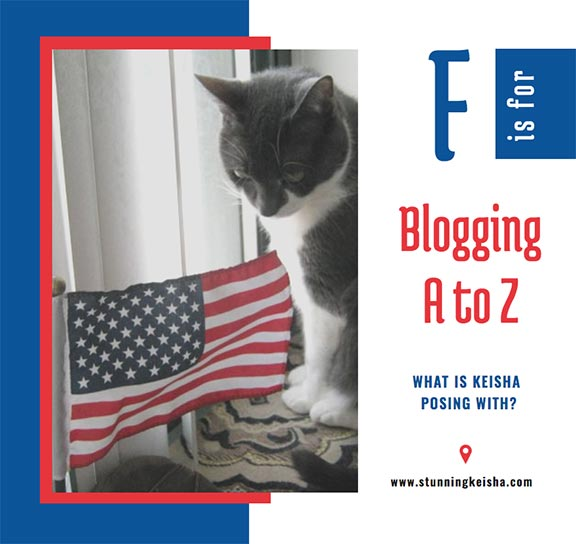 Blogging From A to Z: F is for …