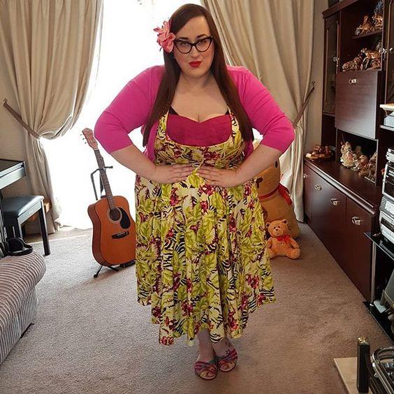 Pin Up Girl Clothing Alfreda Dress review