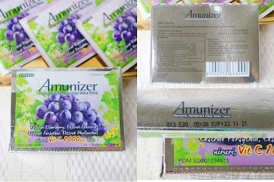 Amunizer Vitamin C review