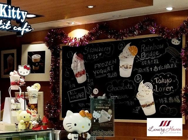 hong kong le petit cafe hello kitty beverages