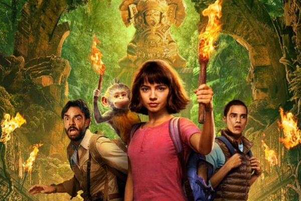 Estrenos de cine Septiembre: Dora y la ciudad perdida