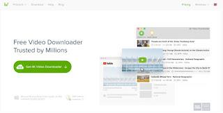 Convert YouTube ke mp4 Menggunakan 4K Video Downloader - 2
