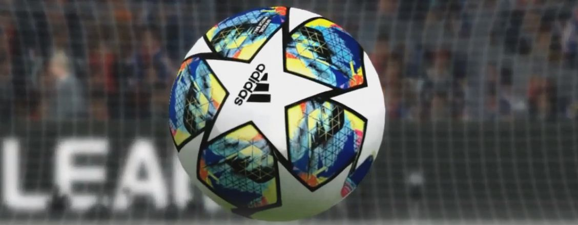 ultigamerz: PES 2017 UEFA Champions League 2019-20 Ball
