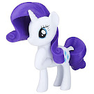 My Little Pony Molded Mane Pony Singles Rarity Brushable Pony