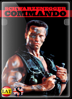 Comando (1985) FULL HD 1080P LATINO/ESPAÑOL/INGLES