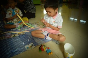 Dokumentasi Lomba Menghias Telur TK Kristen Kalam Kudus Surakarta 2017