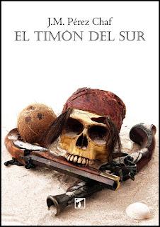 timón del sur novela de Pérez Chaf