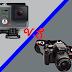 Kelemahan dan Keunggulan Action Cam dengan Camera DLSR