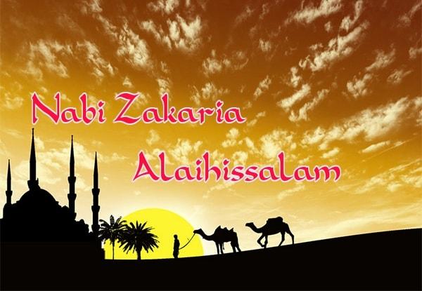 Kisah Nabi Zakaria