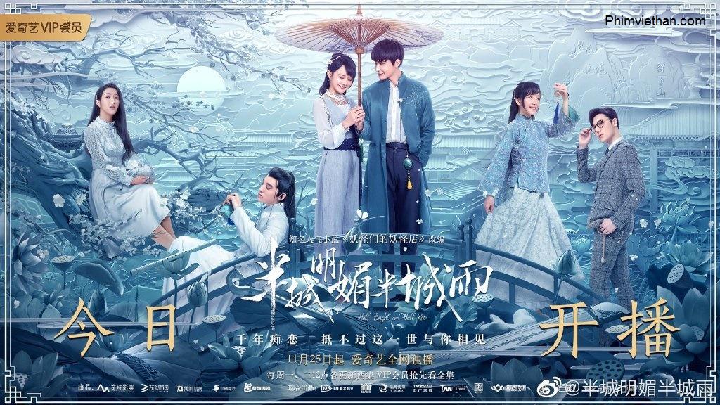 Phim nnửa thành hững nắng nửa thành mưa Trung Quốc