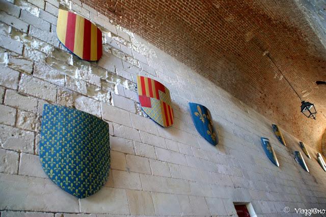 Ingresso al Palazzo Reale di Amboise