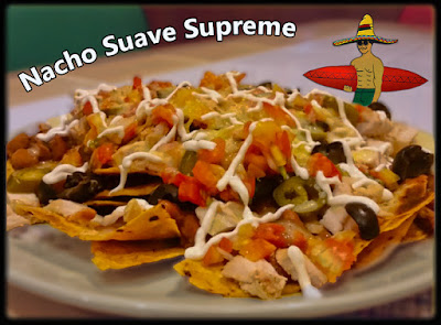 Tex Mex Nachos & Cheese